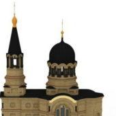 Russian Church Building