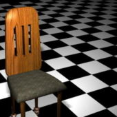Rustic Dining Room Chair Character