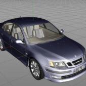 Saab Aero Sedan Car