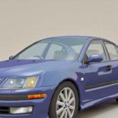 Saab 9-3 Car Sport Sedan