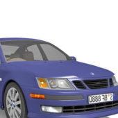 Saab 9-5 Se Sedan Car