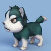 Sad Puppy Dog Cartoon