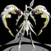 Saint Seiya Game Character