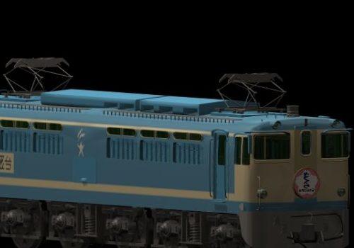 Vehicle Sakura Blue Train
