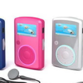 Electronic Sandisk Mp3 Earphone