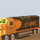 Locomotive Roster Vehicle
