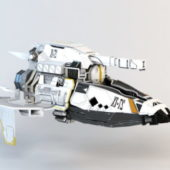 Fantasy Assault Gunship