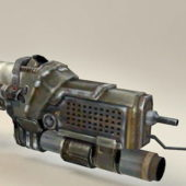 Future Plasma Gun