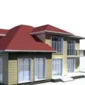 Western Seaside Villa Design