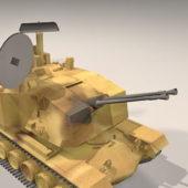 Sergeant Tank Anti-aircraft Gun