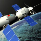 China Shenzhou Spacecraft