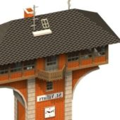Signal Box Building