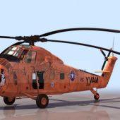 Sikorsky Hus-1 Helicopter