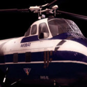 Sikorsky S-55 Light Utility Helicopter