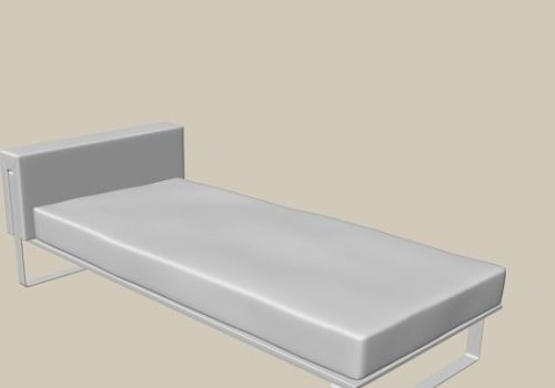 Simple Furniture Twin Bed