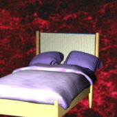 Home Furniture Single Bed