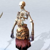 Character Skeleton Archer