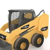 Skid Steer Loader Vehicle