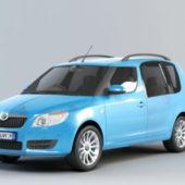 Skoda Roomster Car