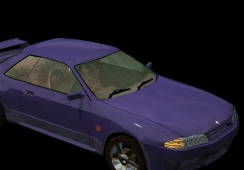Vehicle Skyline Gt-r Sports Car