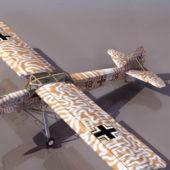 Slepcev Storch Military Aircraft V1