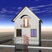 Brick Cottage House