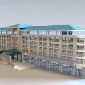 Hotel Buildings Design
