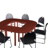Small Meeting Table Chairs Furniture