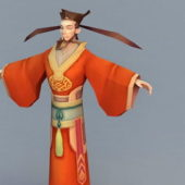 Character Song Dynasty Official
