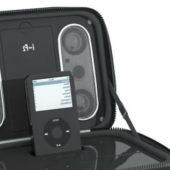 Sonic Impact Speakers Device