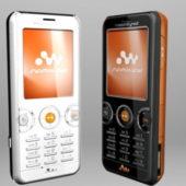 Sony Mobile W610