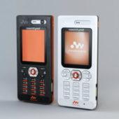 Sony Ericsson Phone W888c