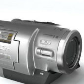 Sony Camcorder Hdr Hc7