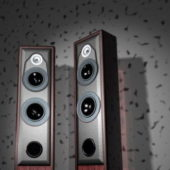 Beauty Sound System Speakers