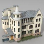 Soviet Mansion Building Style