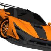 Specter Gt3 Car
