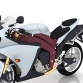 Modern Sport Bike