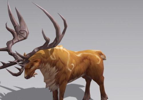 Animal Stag Deer