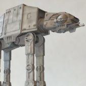 Star Wars At-at Walker Weapon