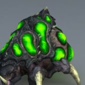 Starcraft Baneling Game Character