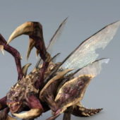 Starcraft Zergling Game Character