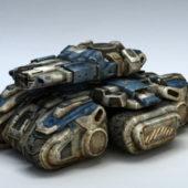 Starcraft Siege Tank Weapon
