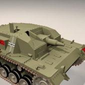 Stug Iii Fighting Vehicle