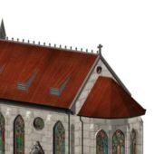 German Stuttgart Church