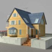 Suburban House Contemporary Design