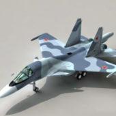 Sukhoi Su-34 Fighter Aircraft
