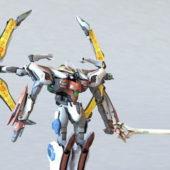 Super Robot Character Chogokin
