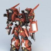 Super Robot Wars Gaming Character