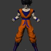 Dragon Ball Goku Character