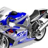 Suzuki Gsr750 Sport Motorcycle